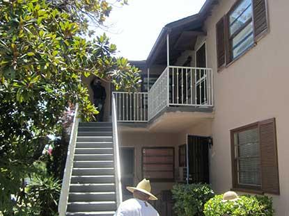 real estate construction and property management project after at 2119 n parish place burbank ca 91504