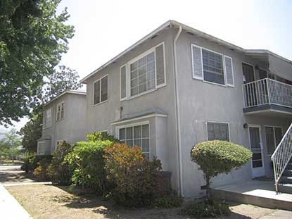 real estate construction and property management project before at 2119 n parish place burbank ca 91504